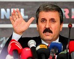 Mustafa Destici: Tehditler Alıyorum