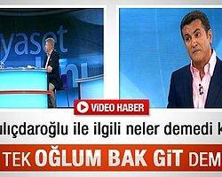 Sarıgül Canlı Yayında Kılıçdaroğlu Gitsin Diyemedi