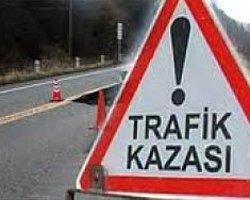 Elazığ'da Trafik Kazası: 1 Ölü, 6 Yaralı