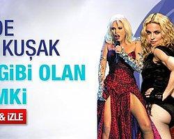 Rus Nineler Madonna Aynı Yaşta