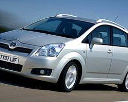 Maliye: Toyota Verso 'Binek' Kapsamında