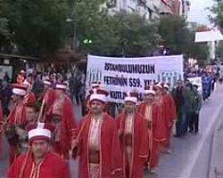 Fatih'te Fetih Yürüyüşü-İzleyin