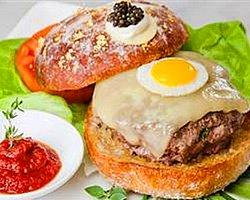 Altın kürdanla tutturulan 540 TL'lik hamburger - Genel- ntvm