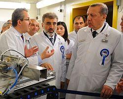 Türkiye'nin CERN'i Yarın Açılıyor