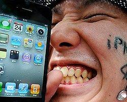 iPhone Kullanıcıları Daha Az Uygulama İndiriyor