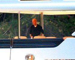 Bruce Willis Göcek'te
