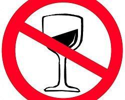 Anamur'da da İçki Yasağı