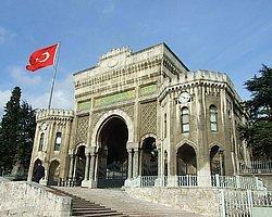 İstanbul Üniversitesi'nde Baltalı Dehşet!