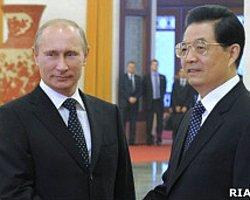 Putin'den Çin'e Önemli Ziyaret