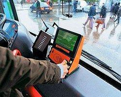Türkiye'deki Tüm Belediye Otobüslerine Tek Kart
