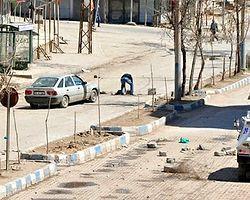 Yüksekova'da Provakasyon Girişimi