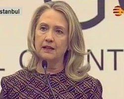 Clinton'dan Esad'a: 'İktidarı Bırak Ülkeden Git'