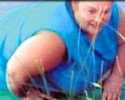 200 Kiloluk Kadın Bomba Gibi Patladı