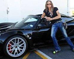 Rock Yıldızı Steven Tyler'ın Milyon Dolarlık Oyuncağı