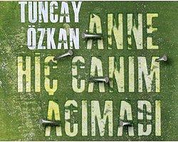 Tuncay Özkan'dan Yeni Kitap