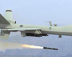 ABD'de İnsansız Hava Aracı Düştü