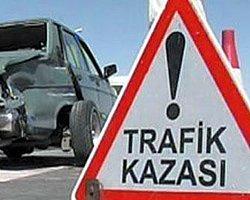 Isparta'da Trafik Kazası: 11 Yaralı