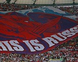UEFA'dan Rusya'ya Ağır Ceza