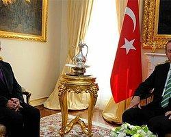 Sürpriz Erdoğan - Özkök Buluşması