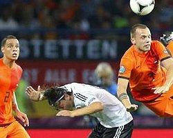 Almanya Gomez'le Çeyrek Finale Uçtu!