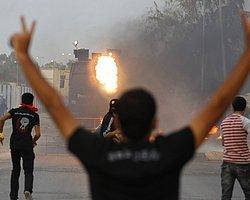 Bahreyn'de Baskı