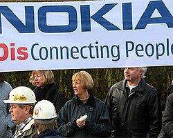 Nokia, 10 Bin Çalışanı ile Yollarını Ayırıyor