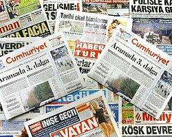 Gazetelerde Bugün