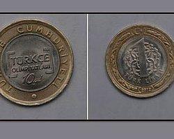 """Atatürk'süz """"Hatıra Para"""" Tedavülde"""