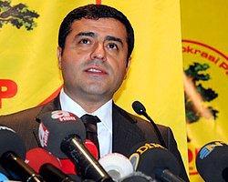 Demirtaş: 'BDP'nin PKK ile Organik Bağı Yok'