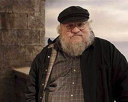 'Game Of Thrones'un Yazarı Dizinin Hızından Endişeli!