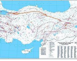 İşte Türkiye'nin Yenilenmiş Fay Haritası
