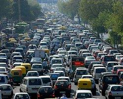 İstanbul'un trafik çilesi bitmiyor!