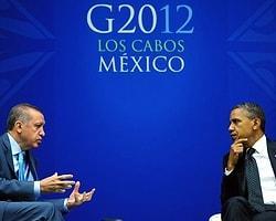 Meksika'da sürpriz Görüşme