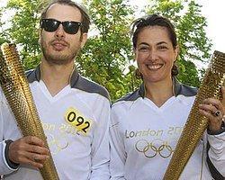 Olimpiyat Ateşi Ellerinde!