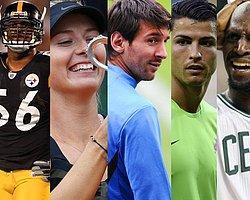 İşte dünyanın en yüksek ücretli 100 sporcusu!
