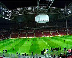 Beşiktaş'a Türk Telekom Arena Yolu Açıldı
