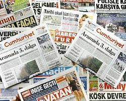 Günün Gazete Manşetleri 23.06.2012
