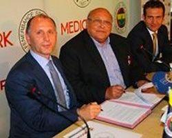 Fenerbahçe'nin Sağlığı Medical Park'a Emanet