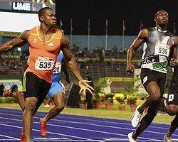 İşte Usain Bolt'u Geçen Adam
