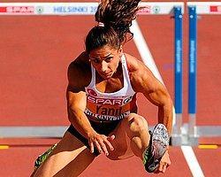 Milli atlet Nevin Yanıt, bayanlar 100 metre engellide finale yükseldi