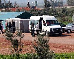 Aralarında askerlerin de bulunduğu 133 kişi Türkiye'de
