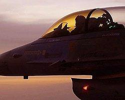 Suriye Helikopteri Yaklaştı, F-16'lar Havalandı