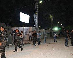Polis Noktasına Silahlı Saldırı
