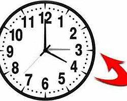 Saatler Bir Daha Geri Alınmayacak