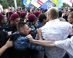 Ukrayna'da 'Rusça' Gerginliği
