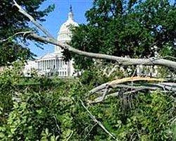 ABD'de fırtına felaketi: 25 ölü
