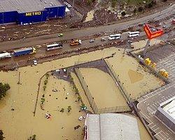 'Baraj Kapağı Patladı, Sel Geliyor'