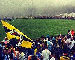 Fenerbahçe Antrenmanı Tamamlayamadı!