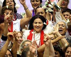 CHP'ye Yeni Kadın Kolları Başkanı