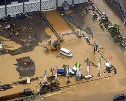 Samsun'da Sel 6 Can Aldı